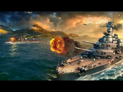 World of Warships OST 206 - Yokosuka Port part 1 and 2 connected