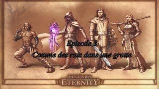Pillars of Eternity [FR] - EP03  Comme des rats dans une grotte