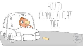 How to Change a Flat Tire | Driver's Ed | Zipcar thumbnail