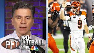 Joe Burrow already looks like Cincinnati Bengals' franchise QB | Pro Football Talk | NBC Sports