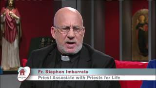 At Home With Jim And Joy - 2016-05-26 - Janet Morana And Fr. Stephen Imbarrato