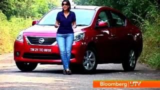 Nissan Sunny review by Autocar India