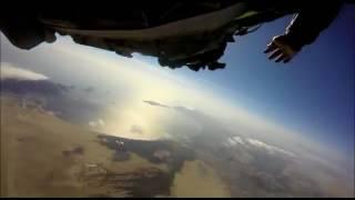 FOES entrenan en Saltos Operacionales HALO/HAHO.
