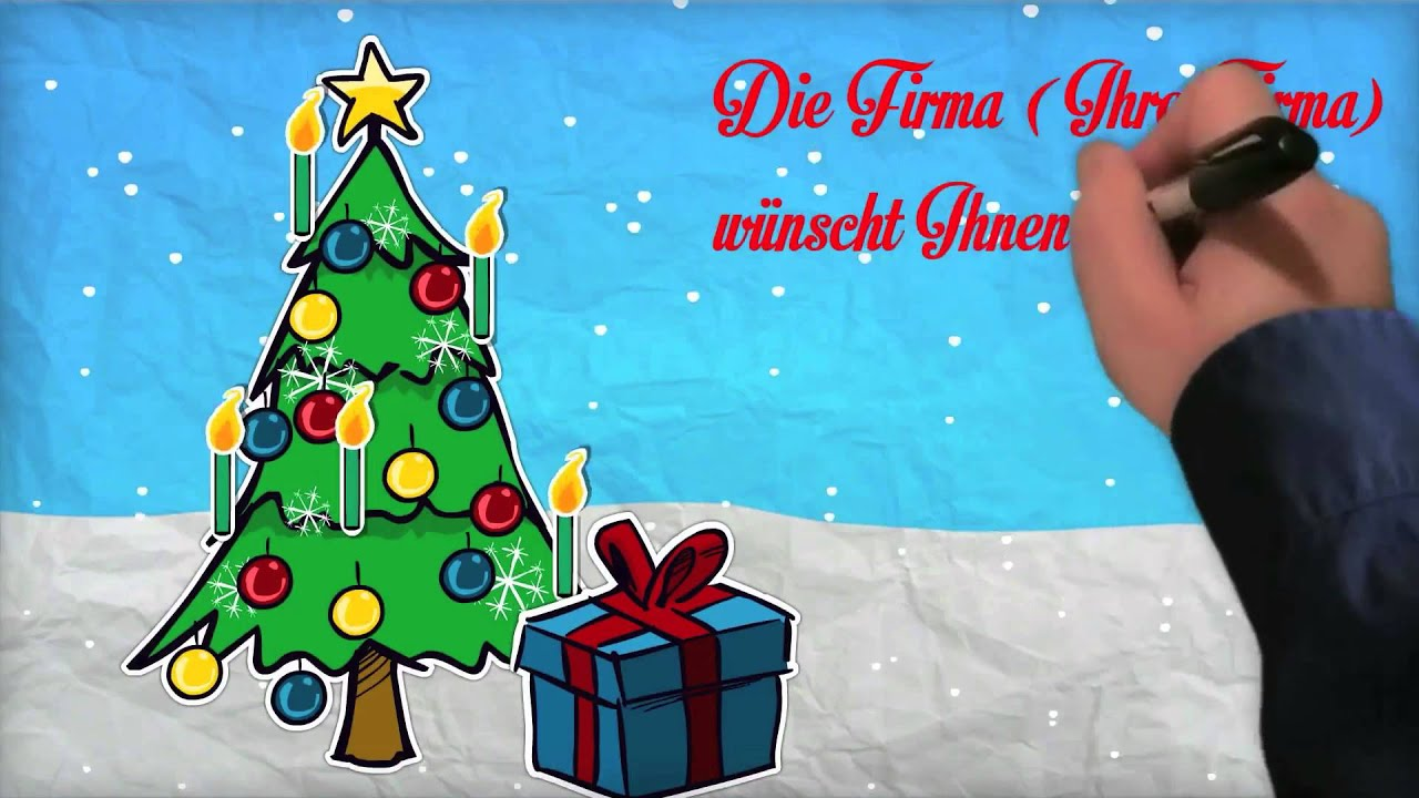 weihnachstsgr sse mal anders youtube