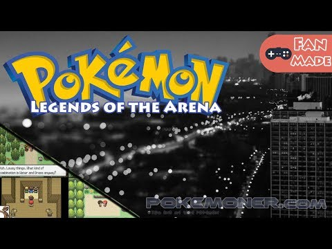 Pokemon Legends of the Arena - Gameplay