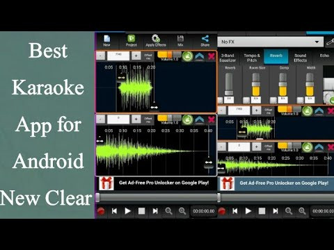 Best Karaoke App For Android New And Best/Android Technical