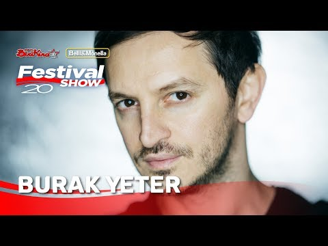 Burak Yeter - My life is going on @ Festival Show 2019 Bibione