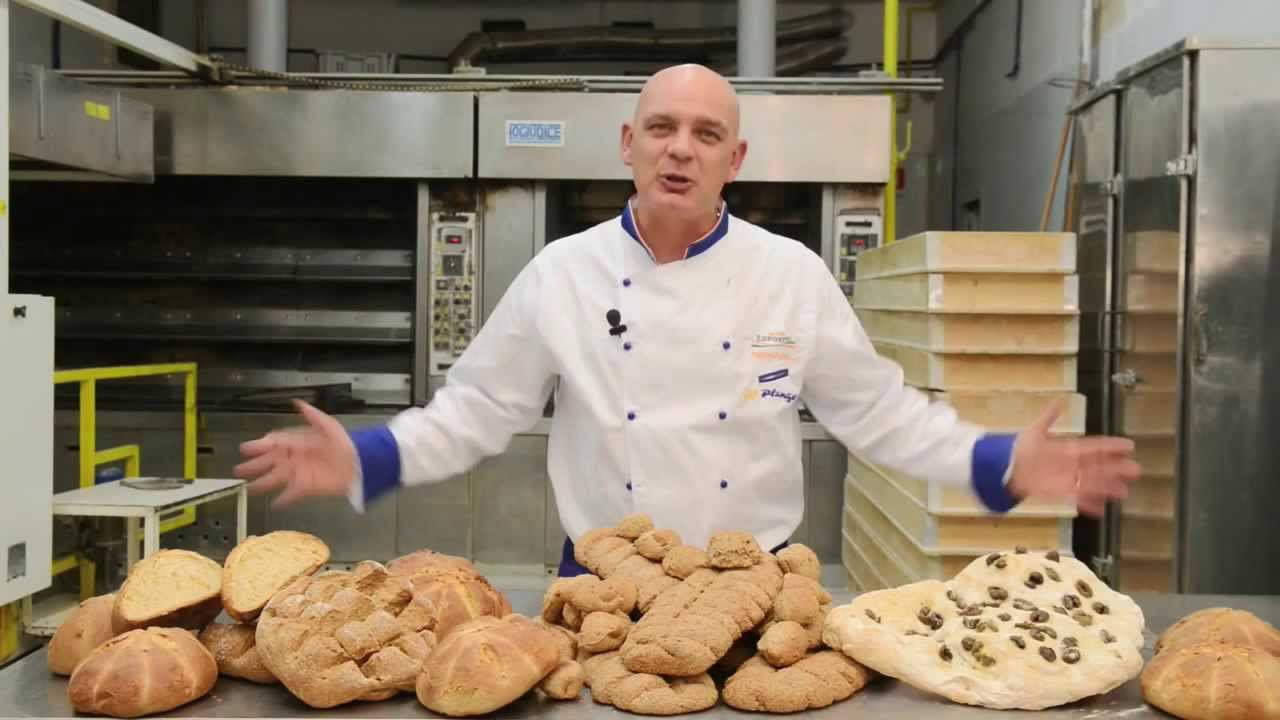 The recipes of the Ancient Roman Bread - YouTube