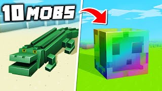 10 Mobs that Mojang DOESN'T Want to Add to Minecraft 1.16!