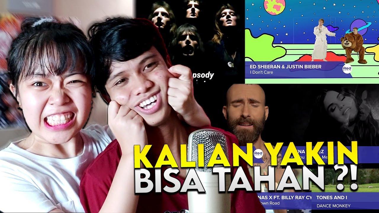 KALIAN NYANYI ? KALIAN GAGAL ! - TRY NOT TO SING ALONG CHALLENGE