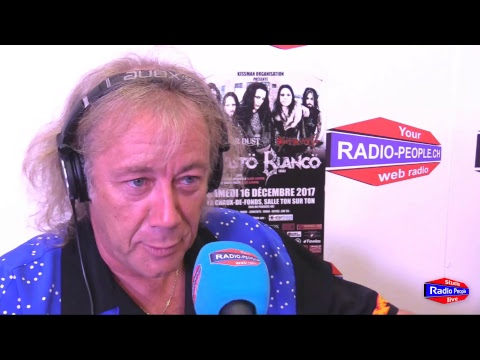 L'interview d' Alain Fahrni dit Kissman - Fan du groupe Kiss