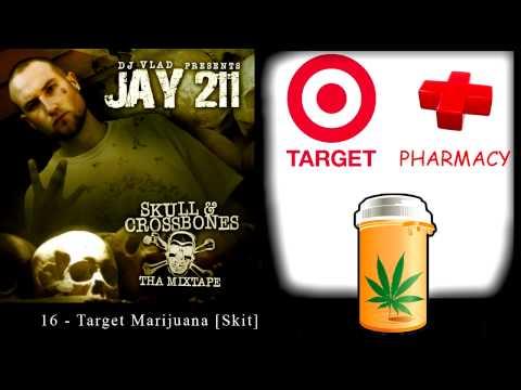 Jay 211 - 16 - Target Marijuana Skit [Re-Up Ent.]