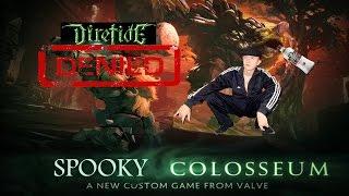 Dota 2 - Haunted Colosseum Madness