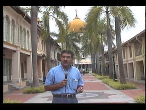 SINGAPUR AGOSTO 7 DE 2000 (Asia)