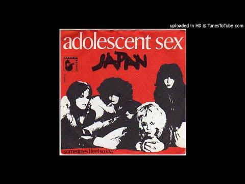 Japan - Adolescent Sex