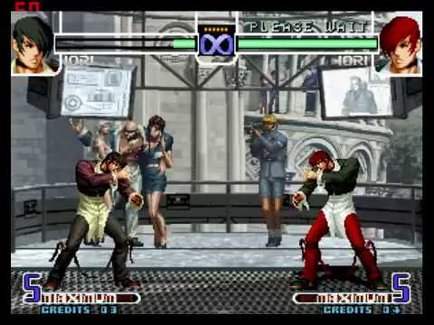 The King Of Fighters 2002 - Magic plus 2 -...