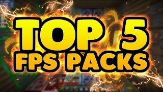 Minecraft: TOP 5 FPS Friendly Default Edit UHC ResourcePacks [1.7/1.8] [16x/32x] #7