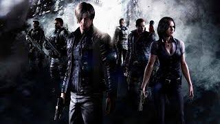 Фильм Обитель Зла 6 Леон (Зомби, Ужасы) Resident Evil 6 игрофильм