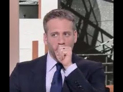 The Pat And Aaron Show - FARTGATE : Did Max Kellerman Fart Live On Television?