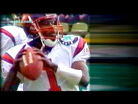 QB Joe Hamilton video interview @ web62.com Internet TV