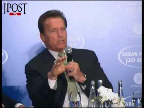 Jpost Video: Terminator solves global warming through Saturday night fever.