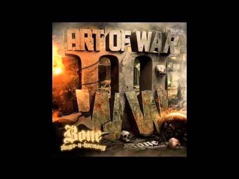 Bone Thugs-N-Harmony - Art of War WWIII ♫ Full Album ♫