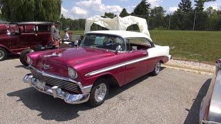 Car Show, Fremont, Michigan  - REAL USA Ep. 109
