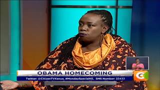 Monday Special | Obama Homecoming #MondaySpecialKE