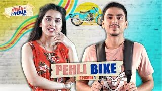Pehla Pehla | Ep 1/3: BIKE | Anushka Sharma, Adarsh Gourav | Mini Web Series | Alright!