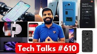 Tech Talks #610 - Giveaway Result, Realme 2 Pro, Redmi Note 6 Pro, OnePlus TV, MediaTek 5G
