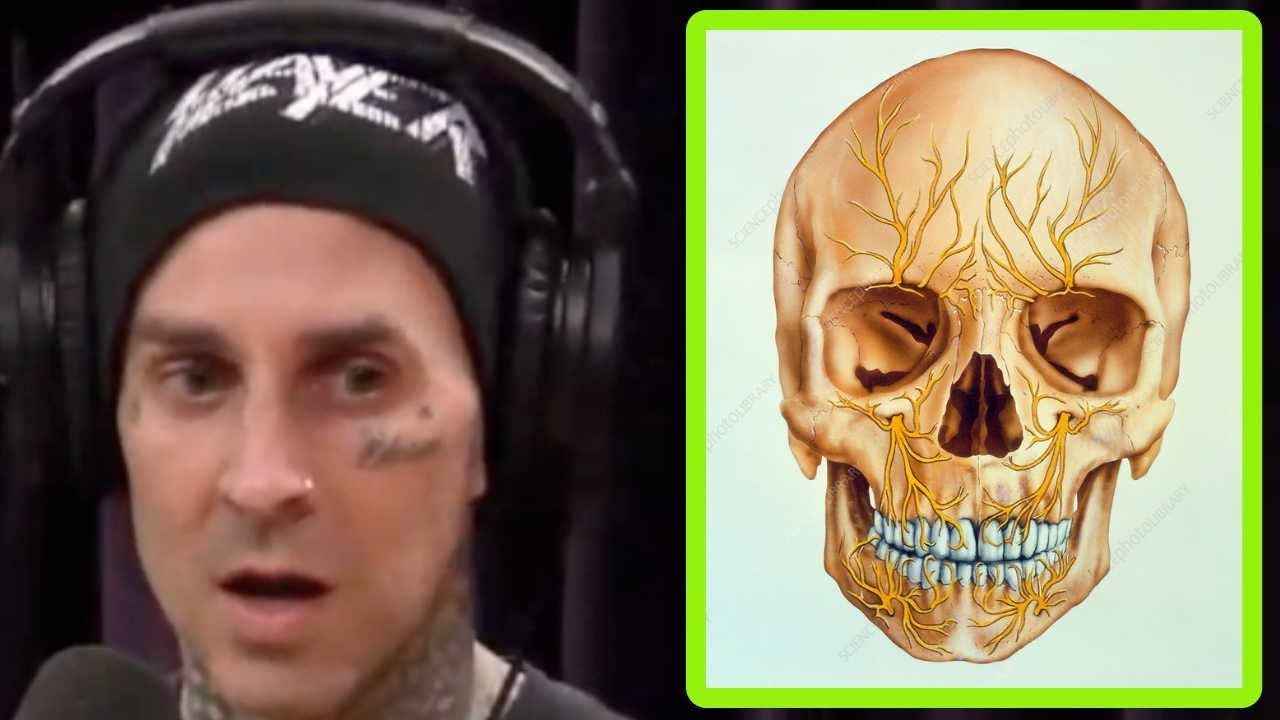 Travis Barker is Fighting the