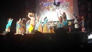 Shiamak Winter Funk 2013 -London- Dholi Taro Dhol Baaje/Nagada Sang Dhol Medley