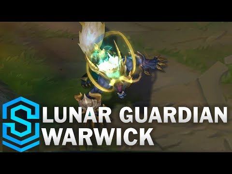 Lunar Guardian Warwick Skin Spotlight - League of Legends