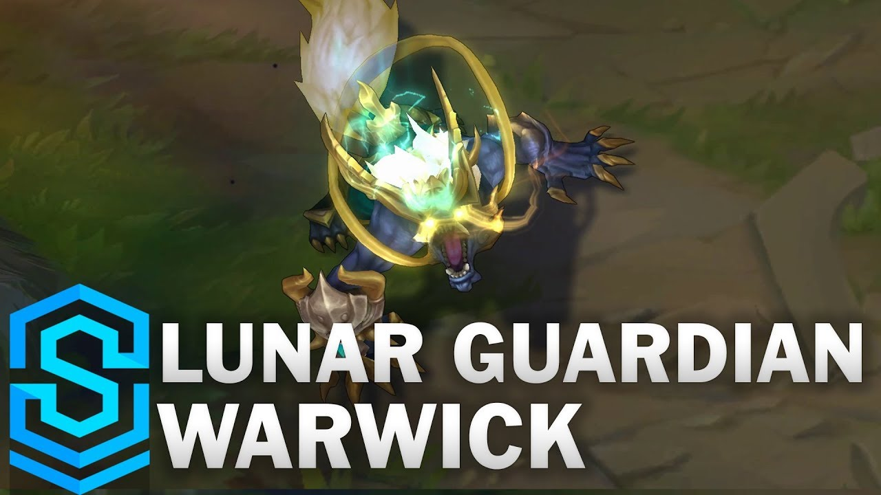 Lunar Guardian Warwick Skin Spotlight - League of Legends