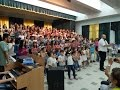 يا كنيسة افرحي جاي المسيح - فريق الوعد (زياد شحادة و منال سمير) l  الكنيسة الانجيلية الوطنية بلودان