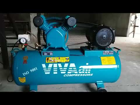 Compressor Viva Air 2Hp MT23P Made in Taiwan