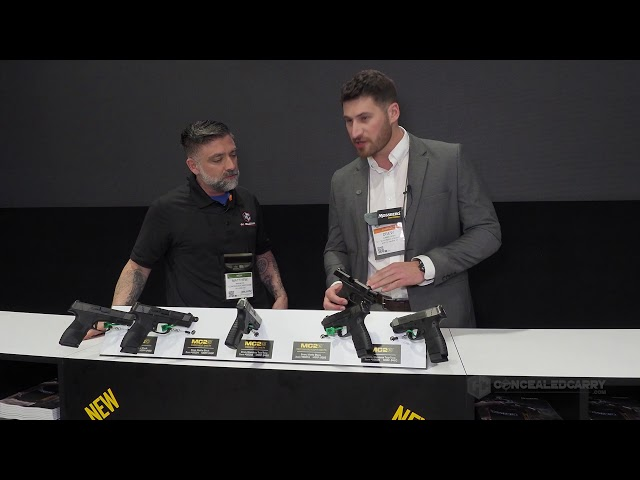 The Mossberg MC2C at SHOT Show 2020 – The Big Brother