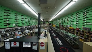 America's Largest Gun Shop:  Hyatt Gun Charlottte NC