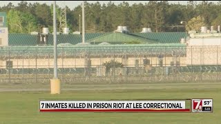 Deadly SC prison riot result of territory fights, cell phones, officials say