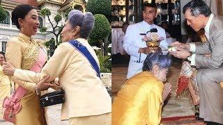 เปิดประวัติ ท่านหญิง ที่ พระองค์ภาฯ ทรงสวมกอด ความจริงที่คนไทยไม่เคยรู้
