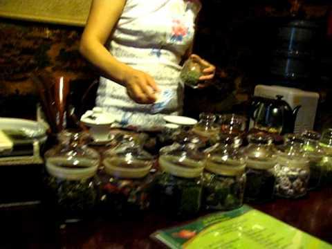 Tea tasting, Shanghai - Chinese tea culture.