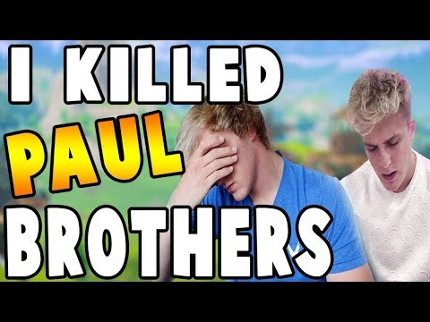 I Killed Jake Paul And Logan P logan paul