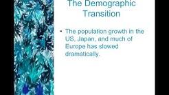 Sec. 5-3 Human Population Growth