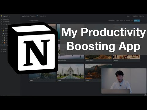 [Getting Stuff Done] #2 Productivity Boosting App thumbnail