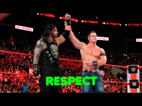 ● John Cena || Respect Moments || HD ●