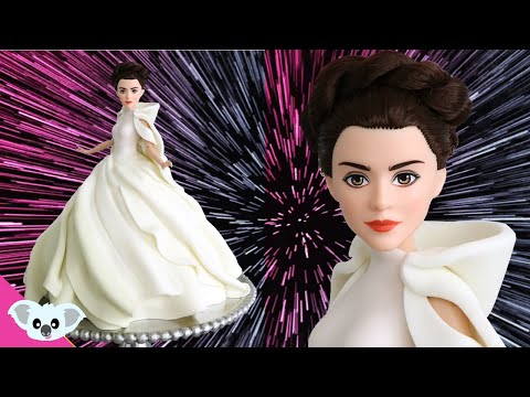 STAR WARS Princess Leia Doll CAKE | Amazing Cake Ideas | Koalipops