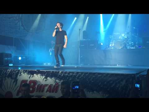 The Rasmus - The First Day Of My Life (part 1) 22.08.2015 - LIVE!