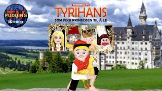 Tyrihans som fikk prinsessen til å le - Norske folkeeventyr