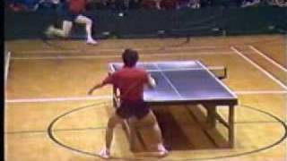 Crazy Ping-Pong Player