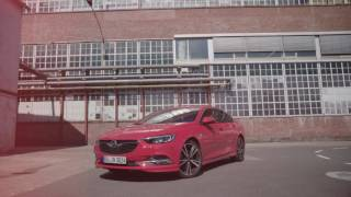 TEST: Ny Opel Insignia snobber opad!